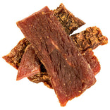 Maple Bourbon Beef Jerky