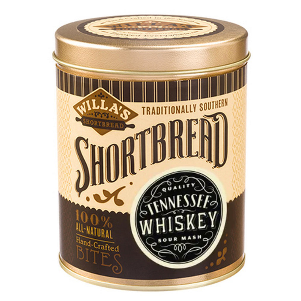 Tennessee Whiskey Shortbread Tin