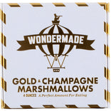 Gold + Champagne Marshmallows