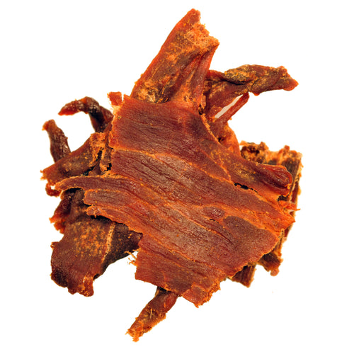 Spicy Red Rub 100% Grass-Fed Beef Jerky