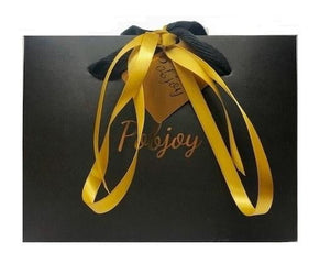Pobjoy Diamonds Gift Bag Diamond Bar Necklace