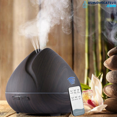 Humidificateur d'air Maison Bulbe Floral Brumisateur