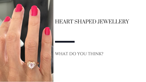 Heart Shaped Jewellery