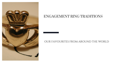 Worldwide Engagement Ring Traditions