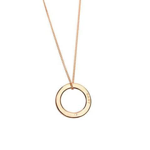 9ct Gold Russian Ring Pendant