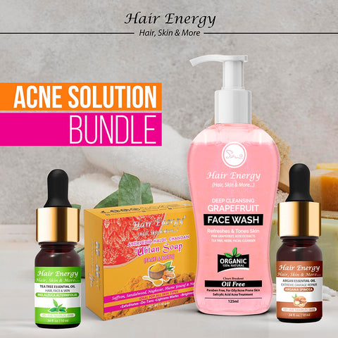 ACNE SOLUTION BUNDLE