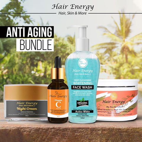 ANTI-AGING BUNDLE  (MINIMIZE THE LOOK OF LINES & WRINKLES)
