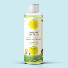 Tip to Toe Baby Oil (Massage Oil)