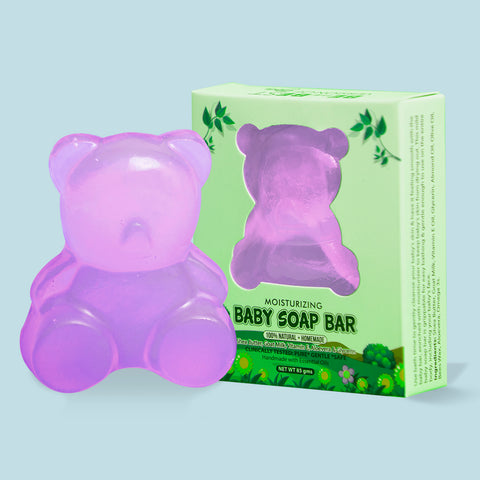 Moisturizing Baby Soap Bar