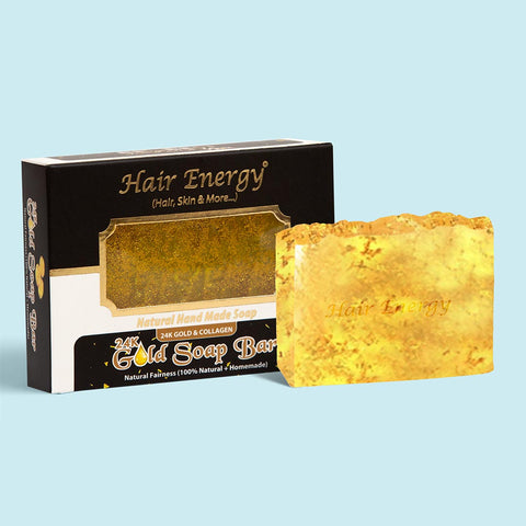 24K Gold & Collagen Soap Bar