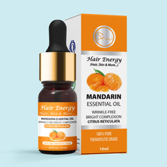 MANDARIN ESSENTIAL OIL (Citrus reticulate)