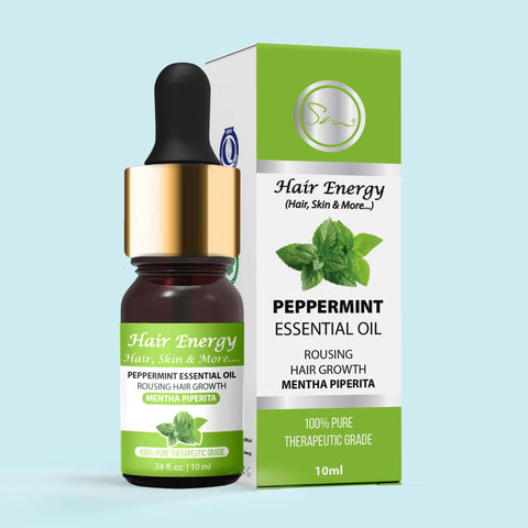 PEPPERMINT ESSENTIAL OIL (Mentha × piperita)