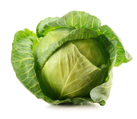 Organic Cabbage (Green) 1 kg