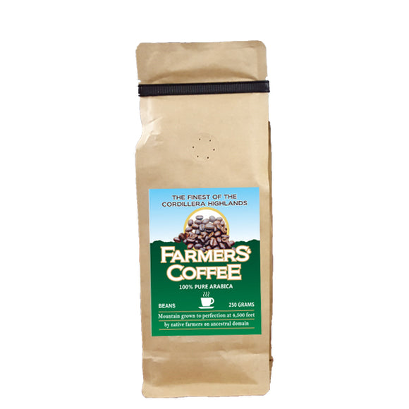 Farmers' Coffee Roasted Arabica 250gms