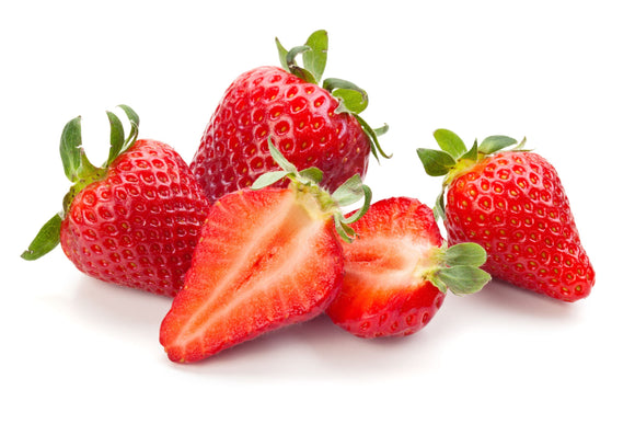 Organic Strawberries 500 gms