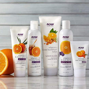 Vitamin C Collection Now foods Maroc