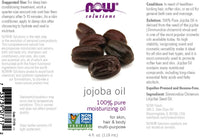 Now solutions Huile de Jojoba - Wellnessmaroc