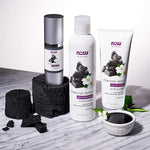 NOW Solutions Charcoal Detox Pack - Wellnessmaroc