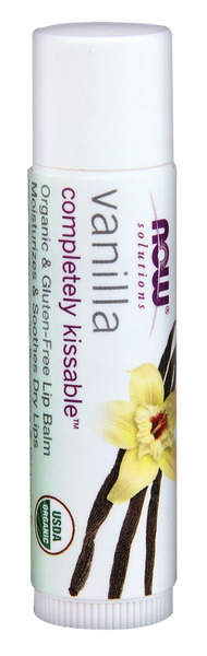 Now solutions Baume à lèvres Vanilla Completely Kissable™ - Wellnessmaroc