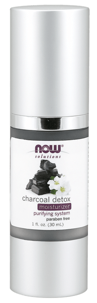 Now solutions Gel Hydratant Détoxifiant au Charbon - Wellnessmaroc