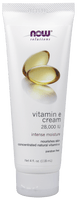Now solutions Crème Hydratante Vitamine E,  118 ml - Wellnessmaroc