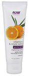 Now solutions Gommage Exfoliant Doux, Vitamine C et Oryza 118 ml - Wellnessmaroc
