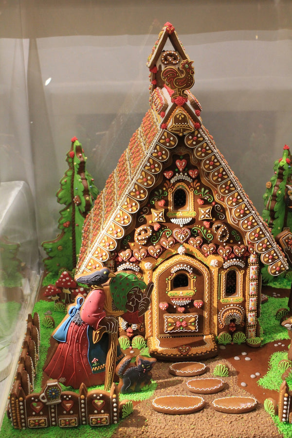How Gingerbread Houses Became a Christmas Tradition