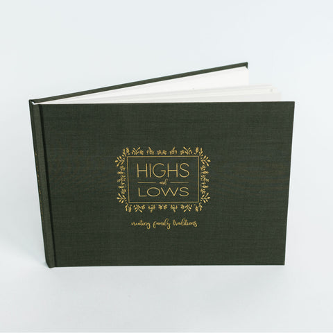 Highs & Lows Journal~ Preserving Memories For Generations