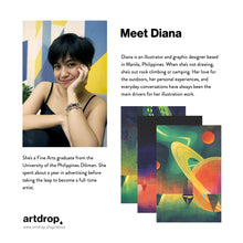 Load image into Gallery viewer, Diana Utlang Postcard Set