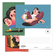 Load image into Gallery viewer, Jill Arteche Postcard Set