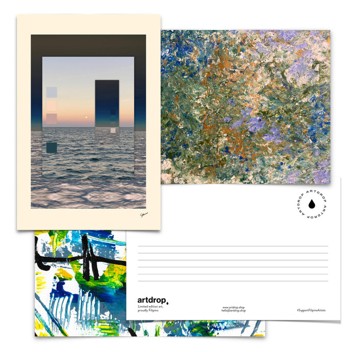 Carla Francisco Postcard Set