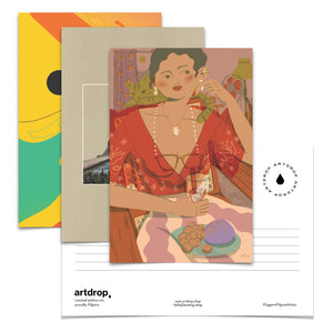 Set B | Assorted Postcards