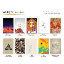 Load image into Gallery viewer, Set B | Assorted Postcards