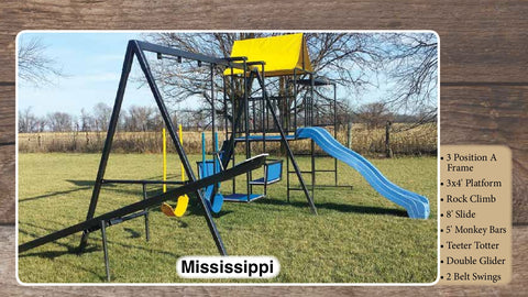Mississippi Playset