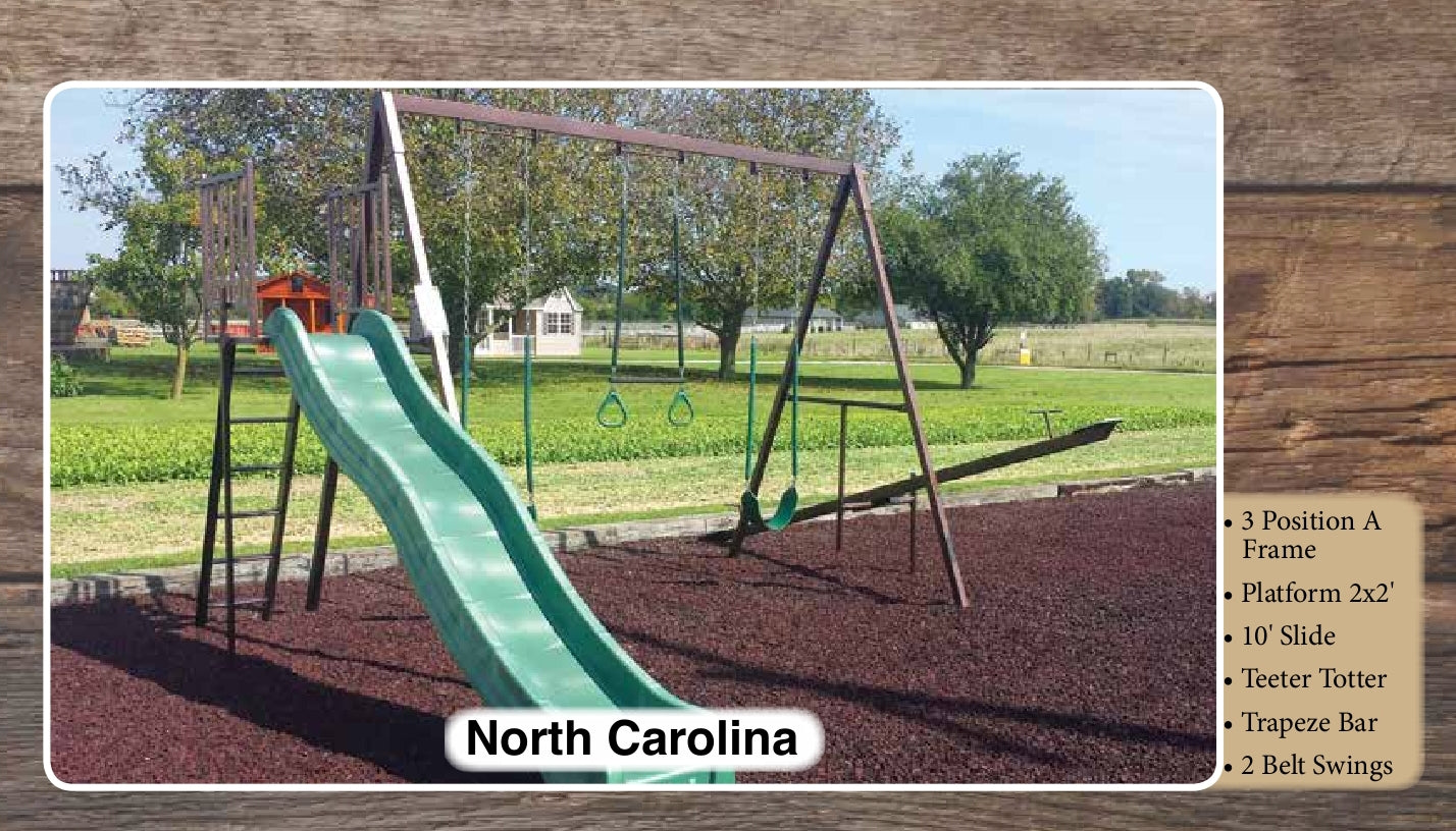 North Carolina Playset