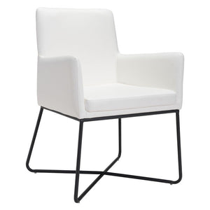Zuo Axel Dining Chair White