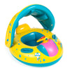 Image of Baby Swimming Inflatable Boat