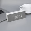 Image of LED Mirror Alarm Clock