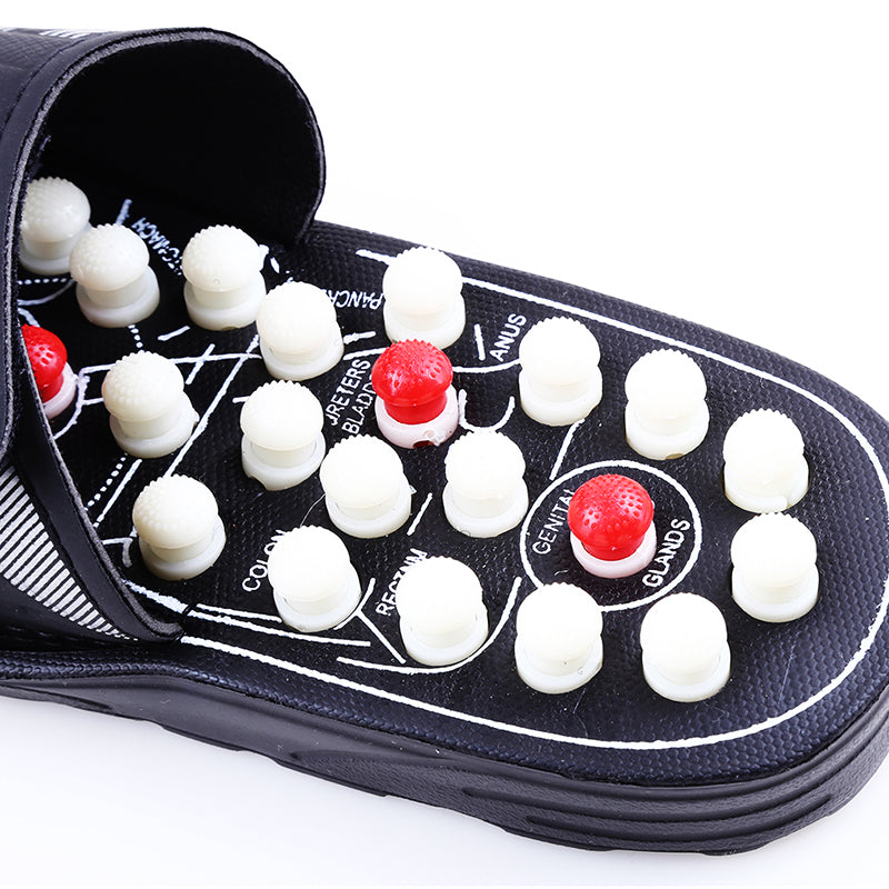 Reflexology Foot Acupoint Slippers