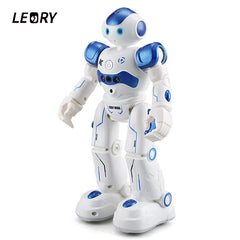 LEORY RC Robot Intelligent Programming Remote Control Toy