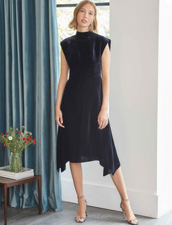 asymmetric hem dress uk
