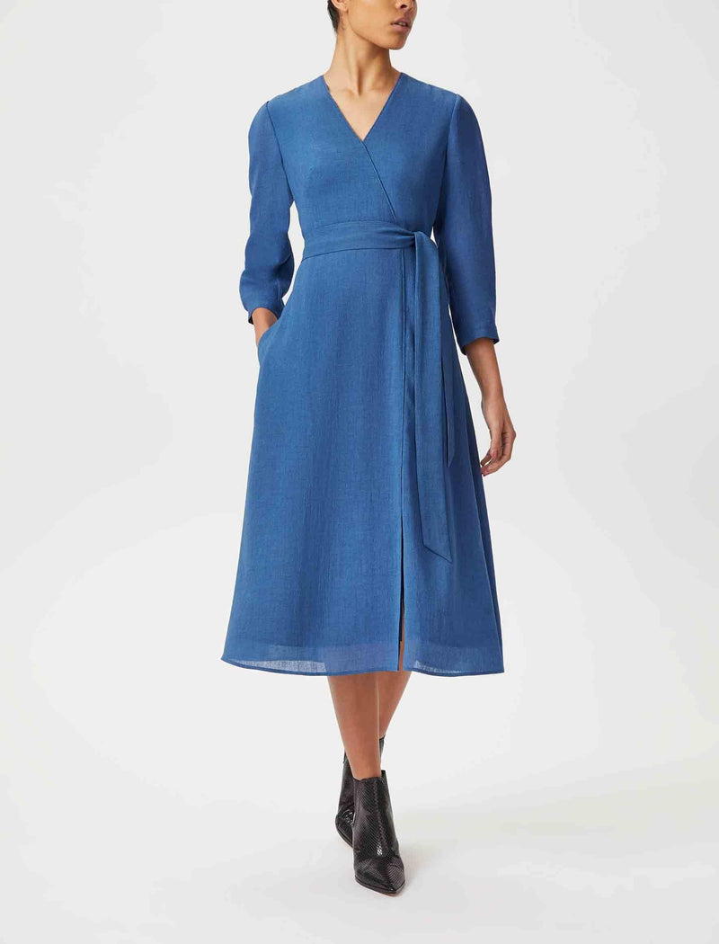cornflower blue dress uk