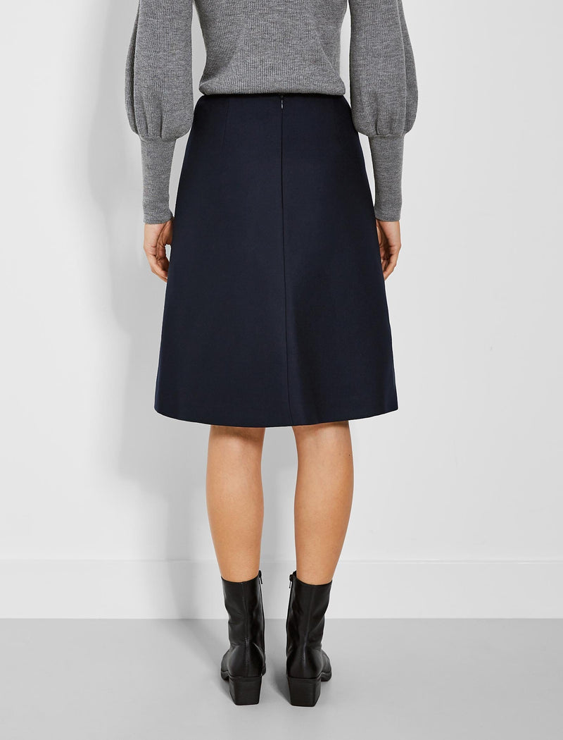 NAVY SKIRTS UK