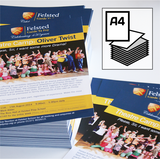A4 Flyer & Leaflet, Flyer & Leaflet - We Print