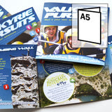 A5 Folded Flyer & Leaflet, Flyer & Leaflet - We Print