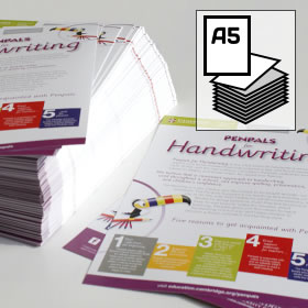 A5 Flyer & Leaflet, Flyer & Leaflet - We Print