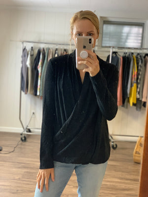 Crossover Cozy Thermal Top