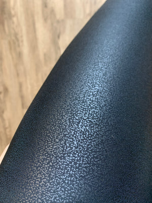 Foil Print Faux Leather Leggings