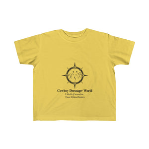 Future Cowboy Dressage Competitors Fine Jersey Tee
