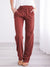 Casual One-Color Pants - ithelens